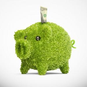 In grüne Energie investieren