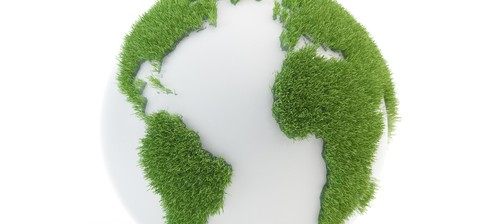 Investition in Ökofonds für eine gesunde Welt