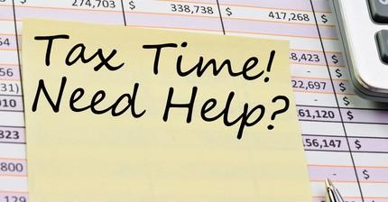 Zeit für die Steuererklärung! Brauchen Sie Hilfe